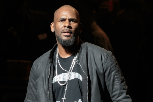 Mandatory Credit: Photo by Suzanne Cordeiro/REX/Shutterstock (8468023k) R. Kelly R. Kelly in concert at Bass Concert Hall, Austin, USA - 03 Mar 2017