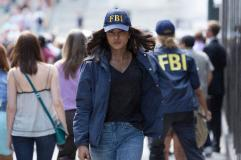 """QUANTICO - """"Run"""" -- A diverse group of recruits has arrived at the FBI Quantico Base for training. They are the best and the brightest, so it seems impossible that one of them is suspected of masterminding the biggest attack on New York City since 9/11. """"Quantico"""" airs SUNDAY, SEPTEMBER 27 (10:00-11:00 p.m. ET) on the ABC Television Network. (ABC/Eric Liebowitz) PRIYANKA CHOPRA"""