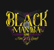 Black Mamba Legends Live Forever