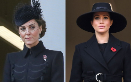 Kate Vs Meghan Meme