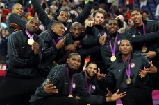 Kobe Bryant and the American Olympic Team