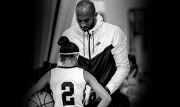 Kobe Bryant Coaching His Daughter Gianna Bryant