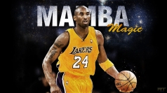 Mamba Magic Kobe Bryant Wallpaper
