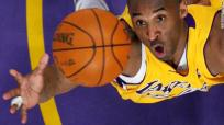 Kobe Bryant Plays Ball