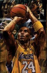 Kobe Bryant Sports Decor