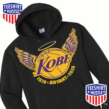 Kobe Bryant Sweatshirt Tribute