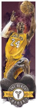 Kobe Bryant, The Black Mamba