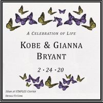 Kobe & Gianna Tribute 2-24-2020