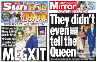 Leaving The Queen Without Telling