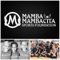 Mamba & Mambacita Sports Foundation Ad