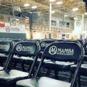 Mamba Sports Academy Chairs