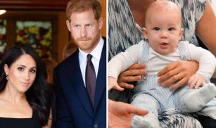 Meghan & Harry and their Son Archie