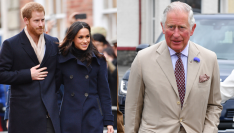 Prince Charles Will Fund Megxit