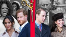 The Royal Split Meme