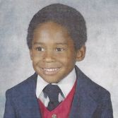 Very Young Kobe Bryant, School Photo