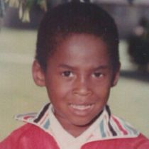 Very Young Kobe Bryant