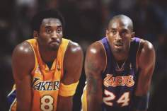 Younger Kobe Bryant & Older Kobe Bryant, Comparison