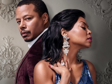 Cookie & Lucious Empire Poster