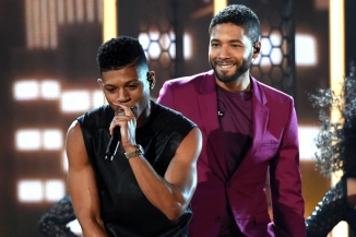 onstage during the 2015 Billboard Music Awards at MGM Grand Garden Arena on May 17, 2015 in Las Vegas, Nevada.