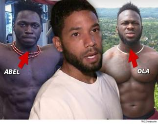 Jussie, & his two so-called Attackers