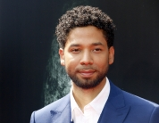 Jussie Smollett In Suit