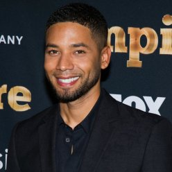 Jussie Smollett Low Haircut