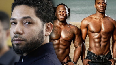 Jussie, & The 2 African Brothers