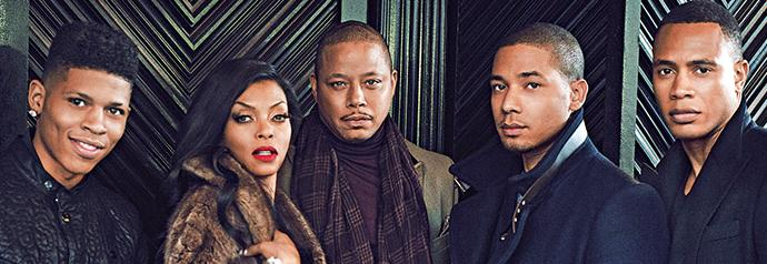 Lucious & Family