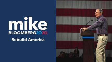 2020 Candidate Mike Bloomberg