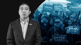 2020 Democratic Candidate Andrew Yang