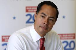 Democratic Candidate Julian Castro