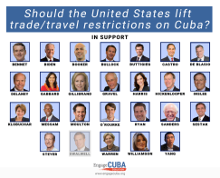 Democrats In Favor of Cuba