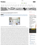 Ferrelux Homepage_Covid-19_Mid-April-May