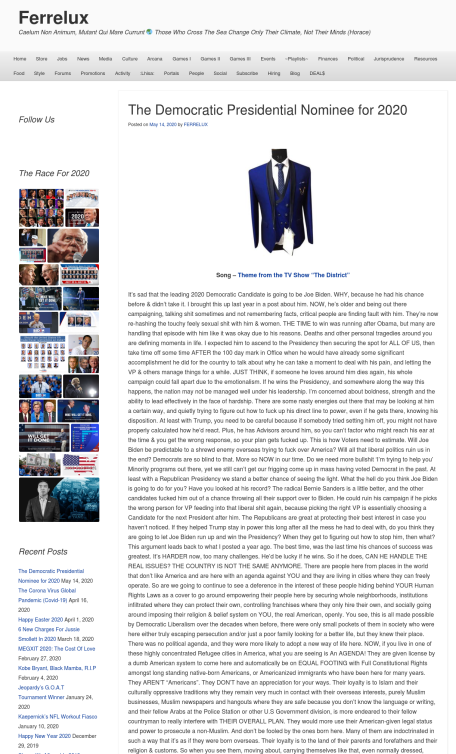 Ferrelux Homepage_May2020