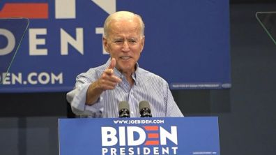 Joe Biden 2020 Election Run