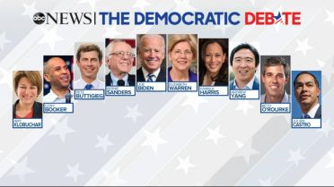 The Top 10 Democratic Candidates for 2020