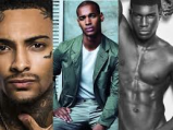 3 Black Male Models