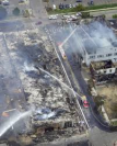 Angry Protesters Burn Down Property
