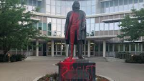 Another Disrespected Statue