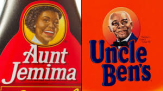Aunt Jemima & Uncle Ben