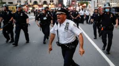 Cops Trying To Keep The Peace 2020