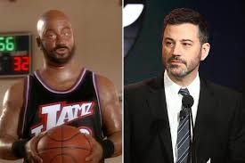Jimmy Kimmel In Blackface
