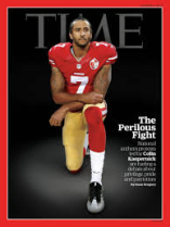 Kaepernick Time Magazine Cover