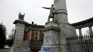 Some Statue Disrespected
