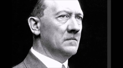 Hitler Without Mustache