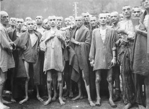 Jews In Concentration Camp