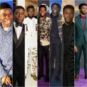 7 Looks of Chadwick