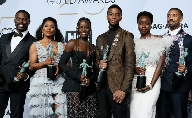 Black Panther 6 Cast Members