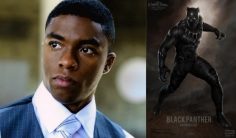 Chadwick Boseman Will Later Be Cast As Black Panther
