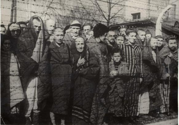 Concentration Camp Jews